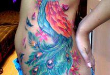Tattoos / by Leighanne Tekesky