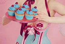 Cup Cake Candy / by Tanush Grice