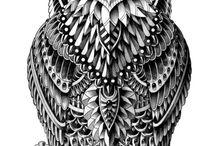 Tattoo - Projekty do wypróbowania