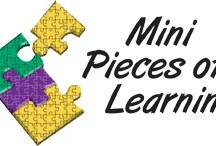 Mini Pieces of Learning