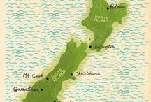 RTW Maps & Piktochart