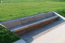 LA - Street furniture / landscape architecture urbanism architecture