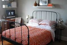 Bedrooms Thoughts / by Rhoda Gardner