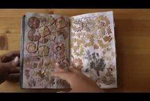 Crafty journals
