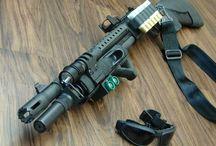 3 Gun Shotgun