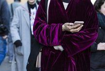 How To Wear Velvet 2018/19