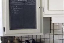 Chalk board ideas