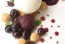 Plating -Desserts
