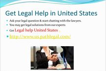 Legal help United states