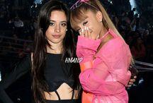 Camila and Ariana