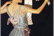 "ART || J.C. Leyendecker / (March 23, 1874 – July 25, 1951).Leyendecker ""virtually invented the whole idea of modern magazine design."""