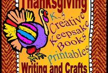 Education ~ Thanksgiving