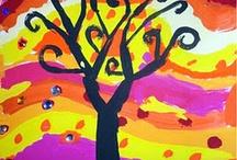 Cool art ideas for school