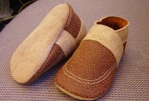Shoes and Slippers, Homemade / patterns and tutorials for making shoes and slippers