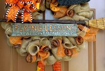 Wreath Ideas / by Shannon Waits