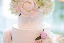 Wedding Cake, Soft Pastel