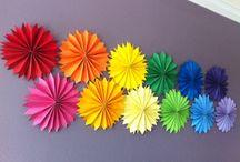 Rainbow magic party ideas