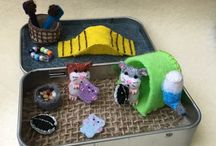 Tin and mini crafts