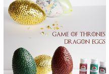 Oeufs de dragon