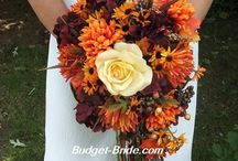 Fall wedding colors &ideas