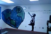 WZES Mural