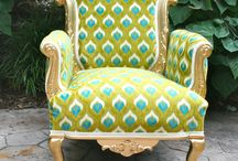 Upholstery / by Kate