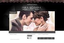 Guitar dark / Desain tema undangan pernikahan online Datangya.com