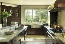 Kitchen ideas / by Lisa Brooks