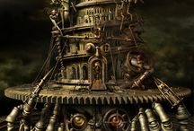 Steampunk Couture / by Anthony Vela