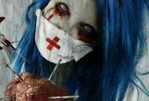 Halloween Makeup & Costumes