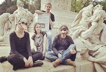 Instagram Il 7 maggio inizia #UnMeseDiBontà.  Ci vediamo a #Roma per la rivoluzione della Lungimiranza.  #DustyEye #Goethe