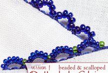 Stitchfun with beads