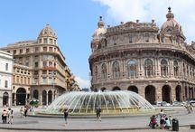 Genova en Cinque Terre