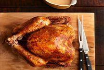 Thanksgiving  Menu / by Rebecca Mueller