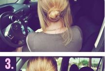 Hair 💇💁❤️ / Different hairstyles❤️ / by Melody Dunwiddie