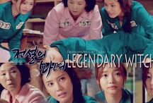 DSS EPISODE BANNERS: Legendary Witch / EPISODE BANNERS, arts by DSS GRAPHICS TEAM