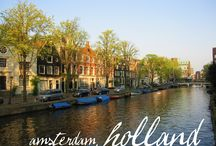 Holland! / by Peggy Kaatman Paterno