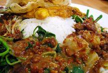Asian Dish-Paket Nasi & Other dishes