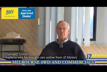 Melbourne 4WD and Commercials