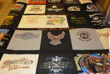 Quilts I have made / TShirts quilts