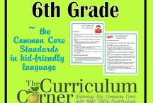 4th grade common core / by Candace Cantrell