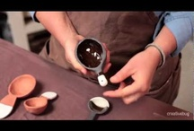 lyžice - spoons