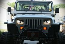 Jeep wranger yj