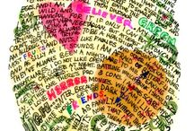 Literacy in Art / by Teaching Literacy at CJHS