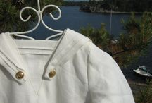 Sailor style - clothing & interior / Sailor style and the light of Nordic archipelago. Lysts inspiration and design.