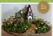 diy fairy miniature garden