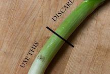 Info about veggies