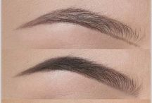 #perfectbrowsclub / inspirations & tips to archive the perfect brows