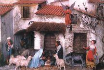 Presepi di Puglia...........una realtà tra presepi e diorami.