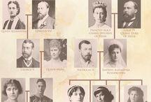 Family of Romanov